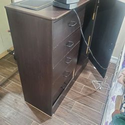Baby Cabinet For Sale Almost New. $80 O.b.o. Thumbnail