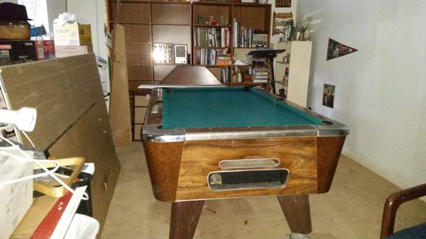 Coin operated pool table. for Sale in League City, TX ...