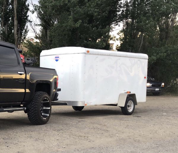 2012 6x12 Cargo Trailer Campers RVs In Toppenish WA