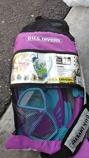 youth snorkel swim set for Sale in Salt Lake City, UT