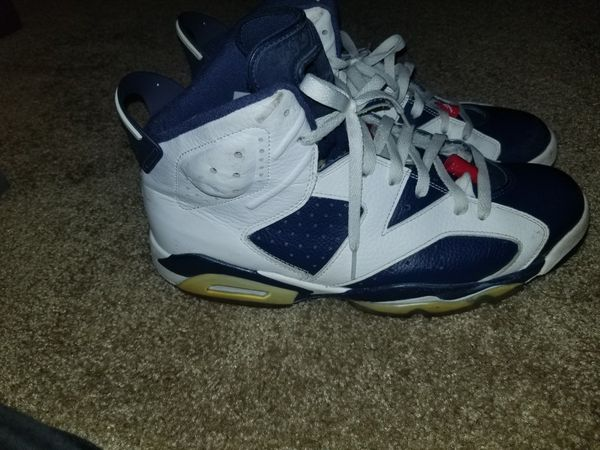 detailing 468b7 85780 Jordan Olympic 6s for Sale in Doral, FL - OfferUp