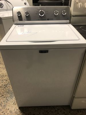 Whirlpool top washer with warranty for Sale in Lake Ridge, VA