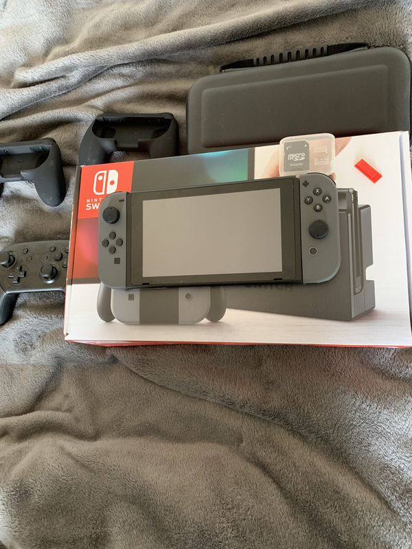 Nintendo Switch (hackable serial) for Sale in Lakewood, CA - OfferUp