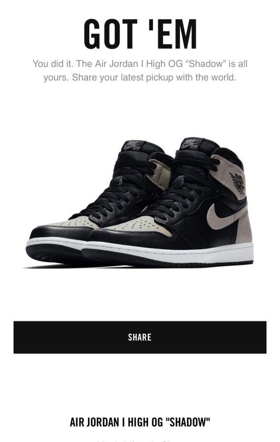 b35e471fe Nike Air Jordan Retro 1 Shadow NO TRADES for Sale in Hacienda Heights