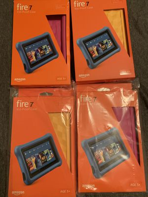 AMAZON KINDLE FIRE 7 CASE(S) for Sale in Washington, DC