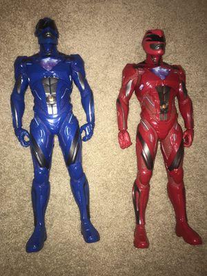 Power Ranger figurines for Sale in Alexandria, VA