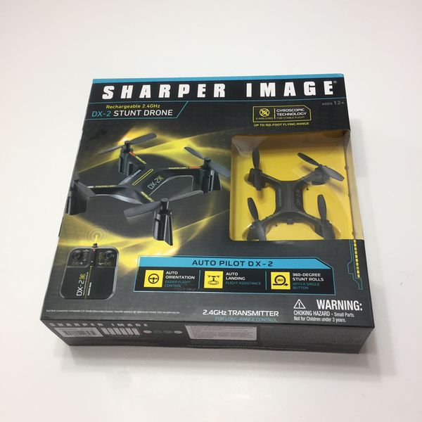 Sharper Image Rechargeable Dx 2 Stunt Drone For Sale In Mableton Ga