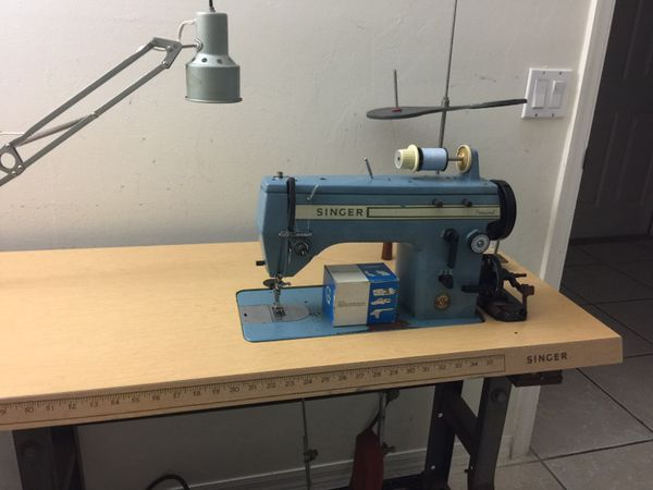 Singer 4040 Industrial Sewing Machine For Sale In Boynton Beach FL Stunning Singer 20 Sewing Machine