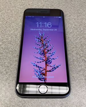 Apple iPhone 6s 128GB-Unlocked-GSM Unlocked T-Mobile AT&T MetroPCS Cricket -Smartphone for Sale in Arlington, VA