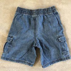 Toughskins Bottom Boy's Shorts Size M(5-6) Thumbnail