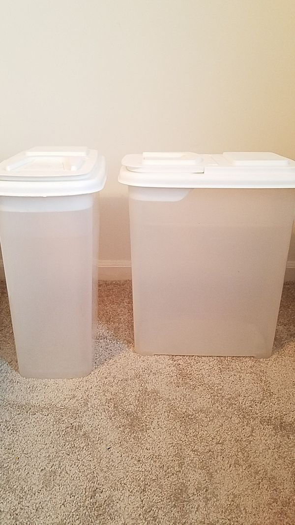 Pet food storage containers for Sale in Wilmington NC OfferUp
