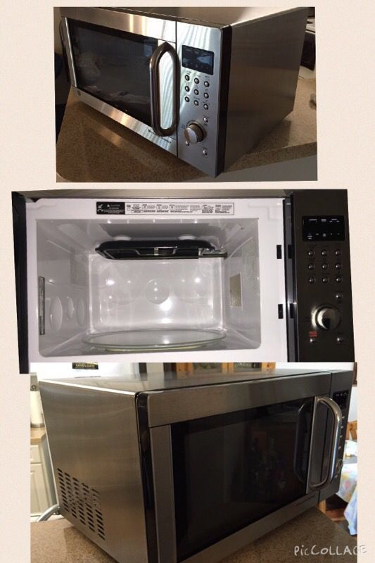 Ge Microwave Model Wes1384sm2ss For In Pembroke Pines Fl Offerup