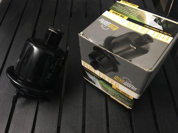 fuel filter honda/acure