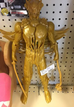 Used Power Ranger mighty morphing movie 18 inch action figure for Sale in Winter Park, FL