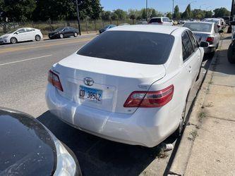 2009 Toyota Camry Thumbnail