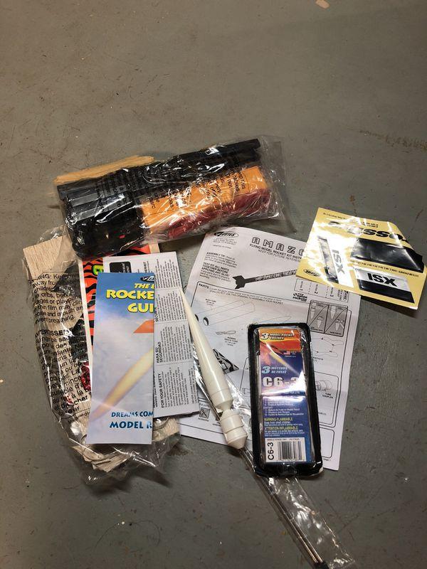 Model rocket supplies for Sale in Littleton, CO - OfferUp