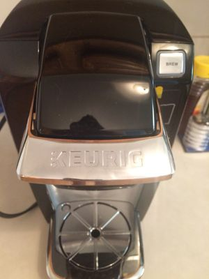 Keurig mini K-15 brewer. Works perfectly. Rarely used. Don't need it in my new office. Sells for $80 for Sale in Fairfax Station, VA