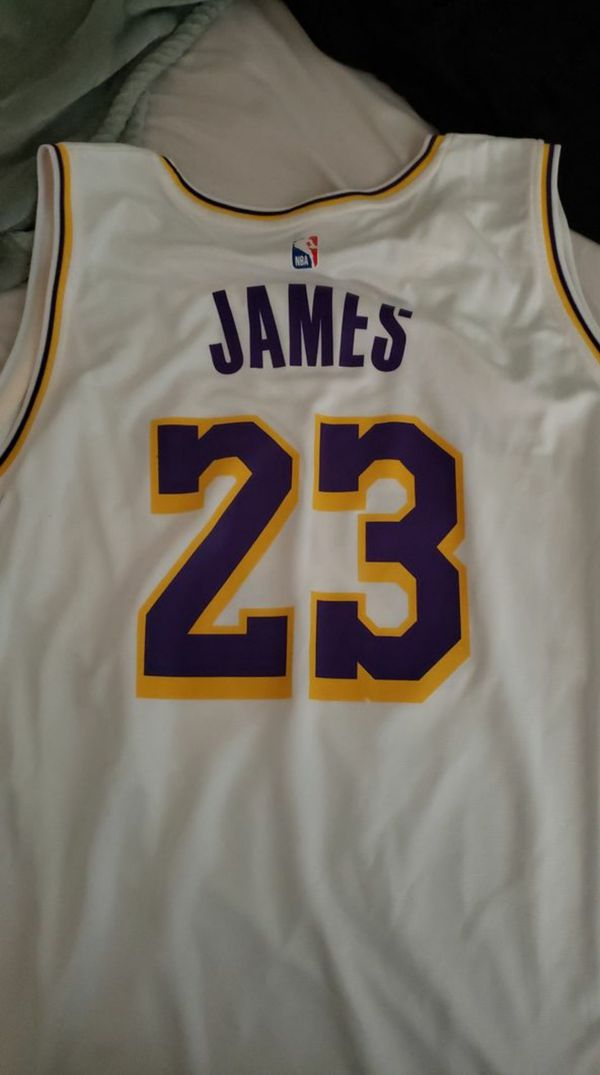 f79c9e159e18 New and Used Lakers jersey for Sale in Litchfield Park