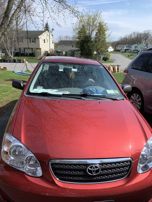 Photo Toyota corolla 2008