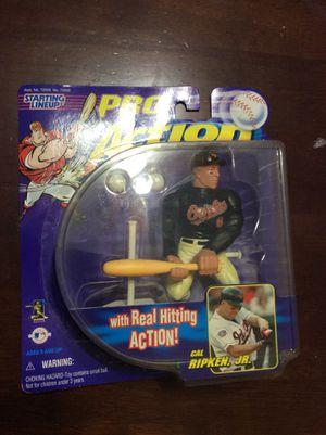 Cal Ripken Jr Pro Action collectible figure for Sale in Mesa, AZ