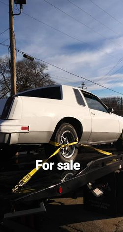 Chevy Cutlass 350 motor and transmission Thumbnail