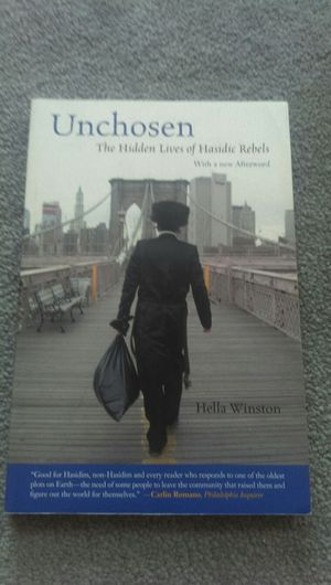 Unchosen: The Hidden Lives of Hasidic Rebels for Sale in Pittsburgh, PA