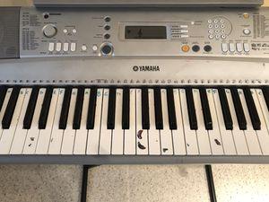 Yamaha electric piano for Sale in Haymarket, VA