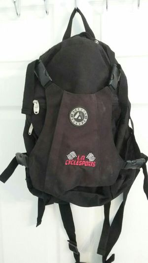 CYCLESPORTS BACKPAK EXCELLENT CONDITION for Sale in Alexandria, VA