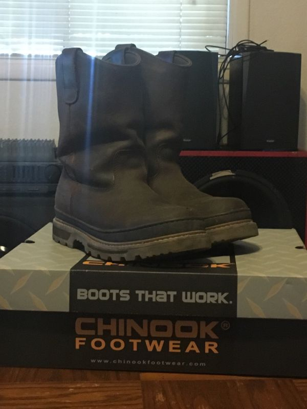 c60124406d5 Size 11 CHINOOK Boots for Sale in Stockton, CA - OfferUp