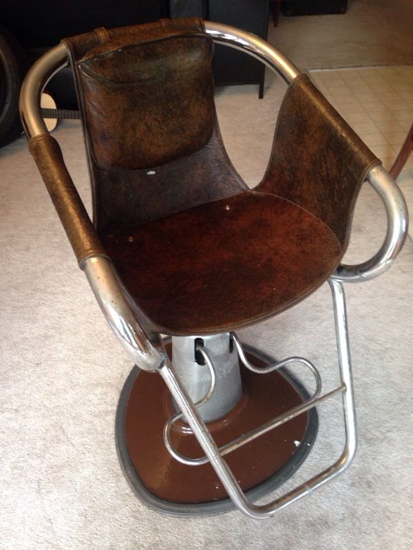 $100SOLD - Vintage Belvedere Salon Barber Chair For Sale In Beaverton, OR - OfferUp