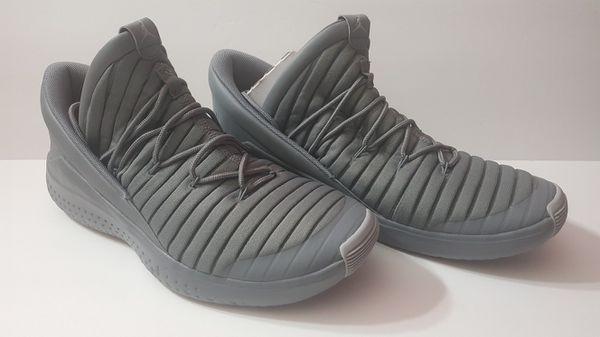 d0fd91835de4 NEW Nike Air Jordan Flight Luxe Basketball Shoes Men s Size 11.5 CoolGrey  919715-003