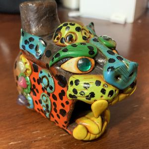 Jaguar whistle Aztec Maya Mexico gift for Sale in Hillsboro, OR
