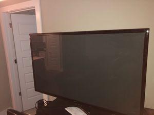 """Samsung 60"""" TV for parts for Sale in Atlanta, GA"""