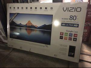 "Vizio M80-D3 80"" 4K UHD HDR LED Smart TV 2160p for Sale in Tacoma, WA"