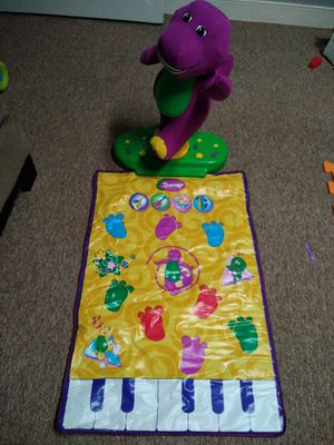 Barney step toy for Sale in Farmville, VA