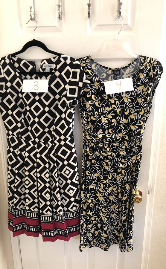 Dresses size 6