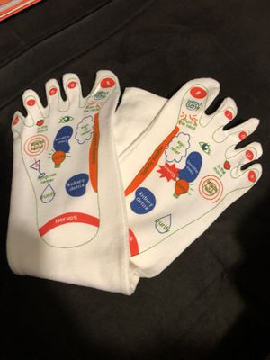 NEW Reflexology Socks for Sale in Portland, OR