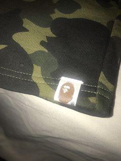 Bape 1st camo shorts Thumbnail
