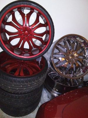 New and Used Rim adapters for Sale in Atlanta, GA - OfferUp