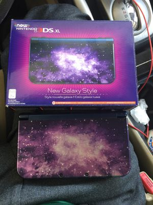 Nintendo 3ds xl galaxy for Sale in San Jose, CA - OfferUp