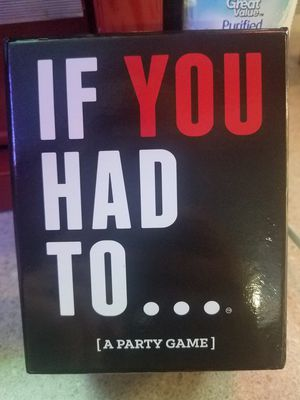 Party game for Sale in Denver, CO