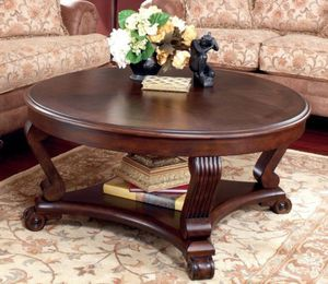 BRAND NEW ASHLEY COFFEE TABLE for Sale in Chantilly, VA