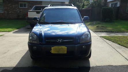 2007 Hyundai Tucson Thumbnail
