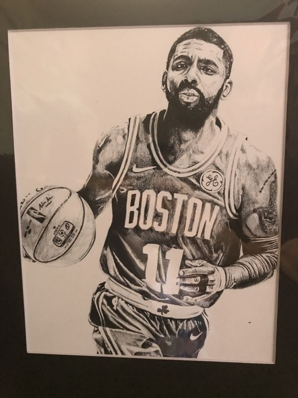 premium selection f3c9a 0a69e Kyrie Irving Drawing for Sale in Woonsocket, RI - OfferUp