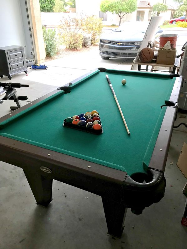 Ft Pool Table Good Condition Need Gone Asap For Sale In Mesa - Pool table movers mesa az