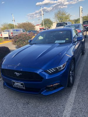 2017 Mustang Ecoboost $22,282 *We Do Finance* for Sale in Silver Spring, MD