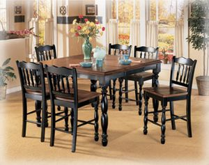 Dining Room Table with 6 chairs for Sale in Quantico, VA