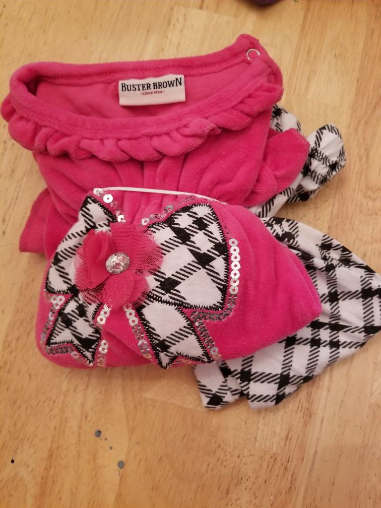 Size 24 month Buster Brown