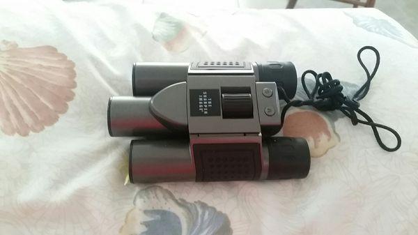 Sharper Image 10 X 25 Digital Camera Binoculars For Sale In Ocean