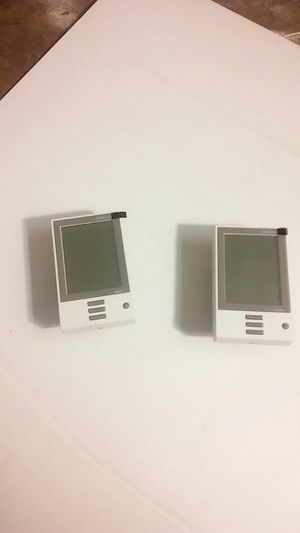 2 UNDERFLOOR THERMOSTATs for Sale in Philadelphia, PA